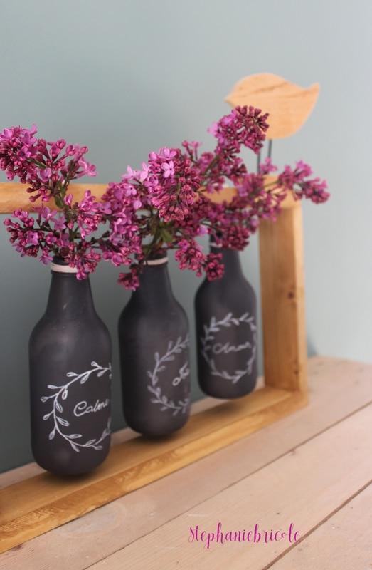 deco palette fleur